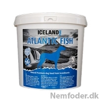 Iceland Pure Atlantic Fish 4 kg. KORNFRIT